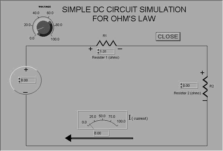 Overview of DC Series Circuit Simulation- Freeware, shareware